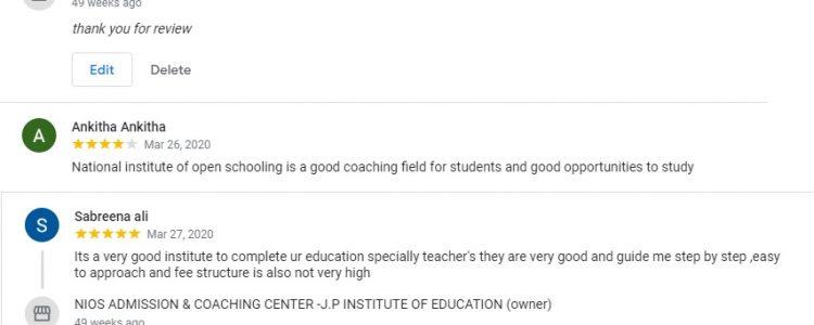 jp institute review